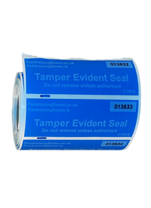 Tamper Evident Stickers